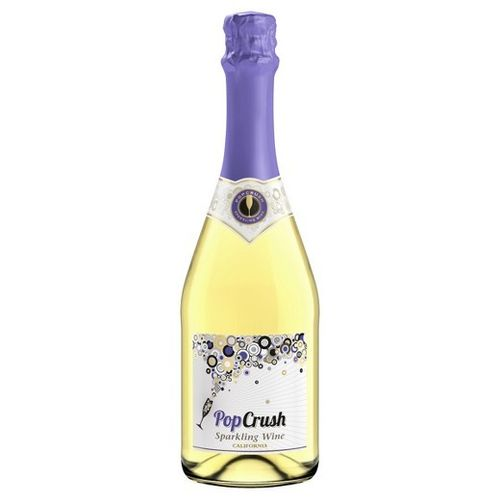 POP CRUSH SPARKLING WINE 750ML