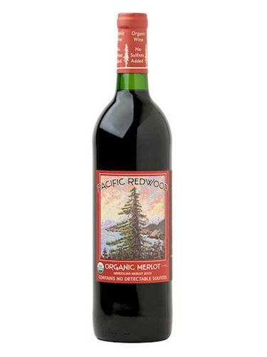PACIFIC REDWOOD ORGANIC MERLOT