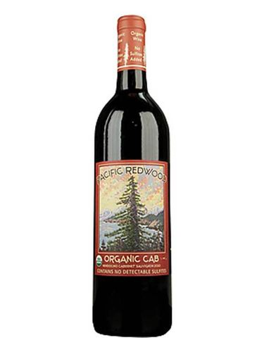 PACIFIC REDWOOD ORGANIC CAB