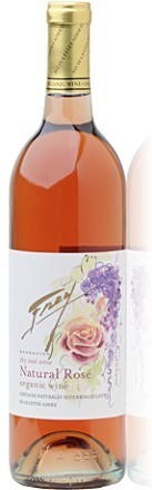 FREY NATURAL ROSE ORGANIC WINE