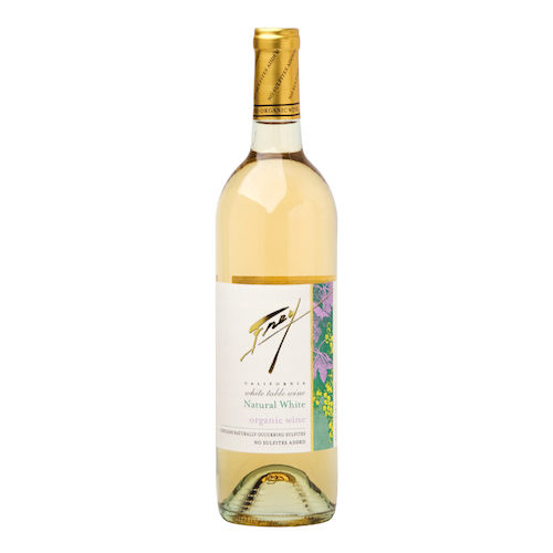 FREY NATURAL WHITE ORGANIC WINE