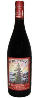 PACIFIC REDWOOD ORGANIC PINOT NOIR