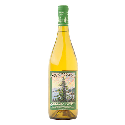 PACIFIC REDWOOD ORGANIC CHARDONNAY