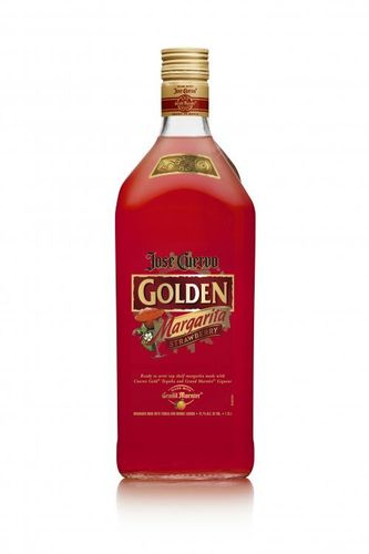 JOSE CUERVO GOLDEN MARG STARWBERRY 1.75L