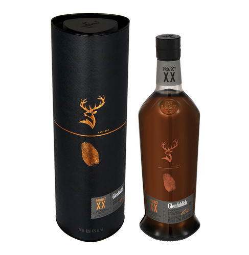 GLENFIDDICH PROJECT XX 750ML