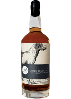 TACONIC FOUNDERS RYE 750ML