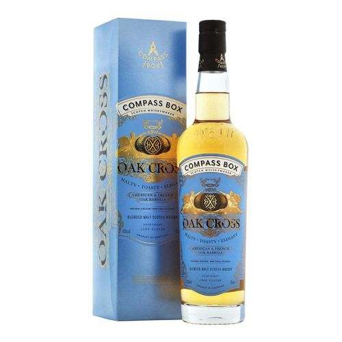 COMPASS BOX  OAK CROSS 750ML