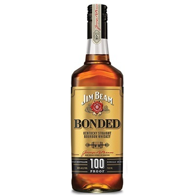 JIM BEAM BOUNDED 100 PROOF