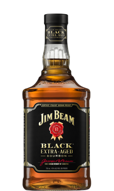 JIM BEAM BLACK AGE 375ML