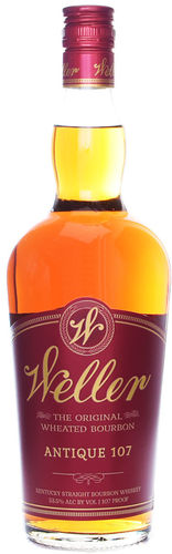WELLER ANTIQUE 107  750ML