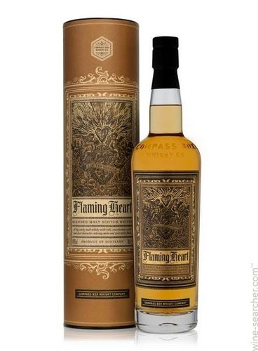 FLAMING HEART 750ML