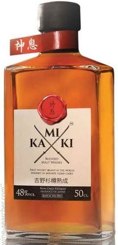 KAMIKI WHISKEY 750ML