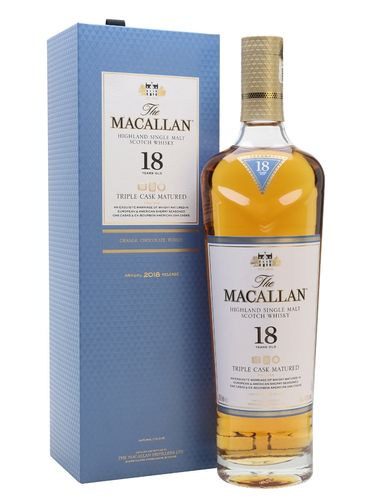 MACALLAN TRIPLE CASK 18YRS