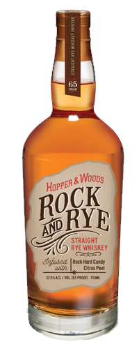 HOPPER & WOODS ROCK AND RYE