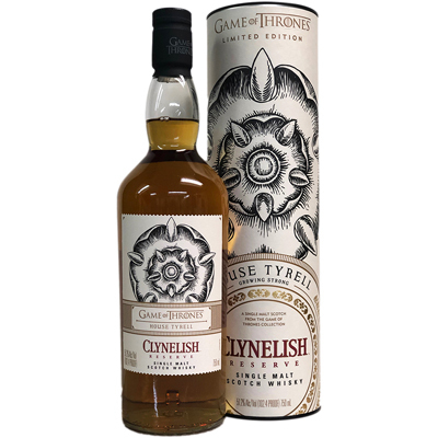 CLYNELISH HOUSE TYRELL WHISKEY